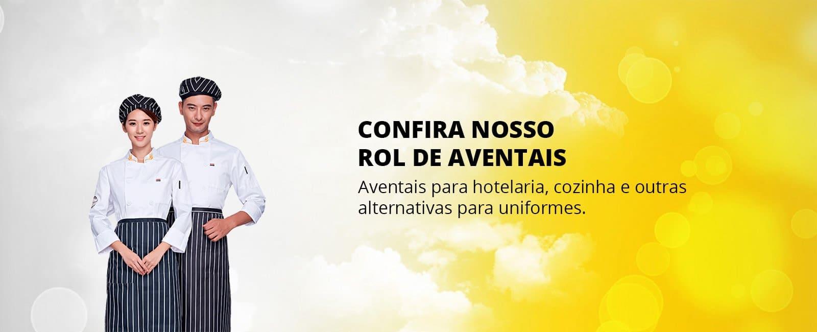 Avental Para Uniforme em Curitiba