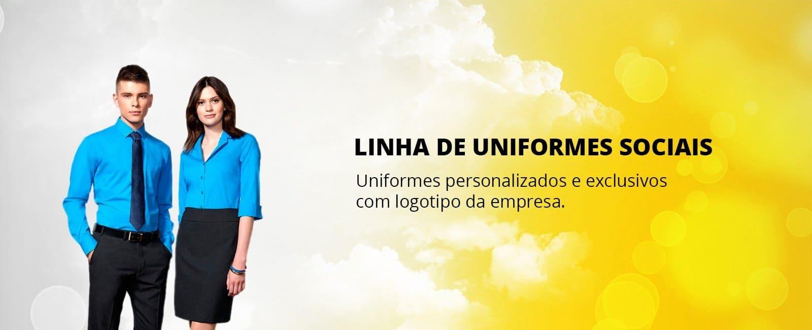 Uniformes Sociais em Curitiba
