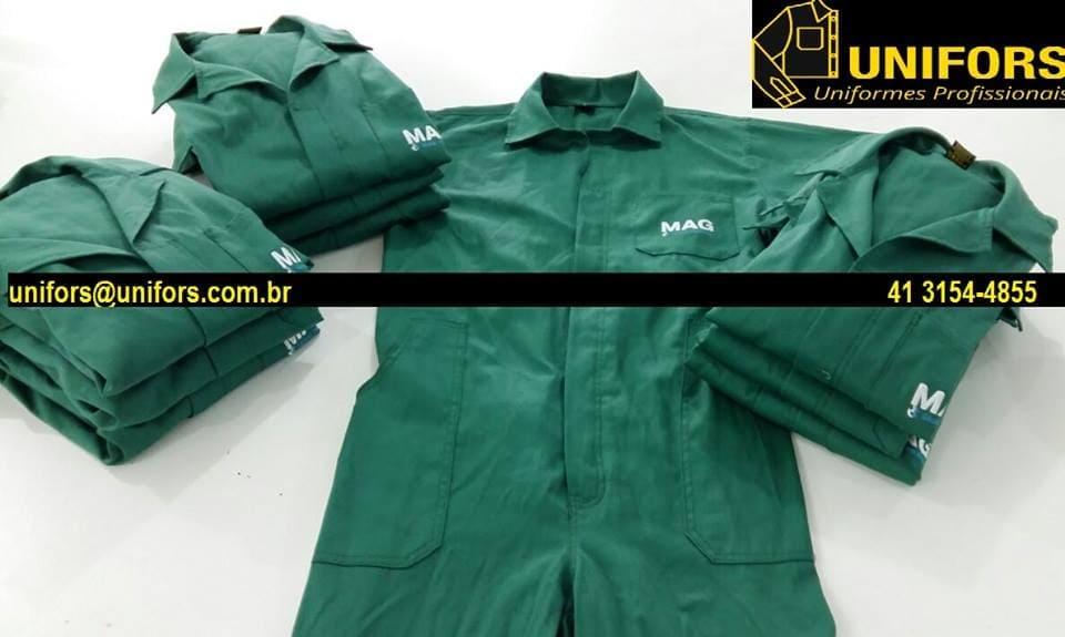 Macacão para uniforme