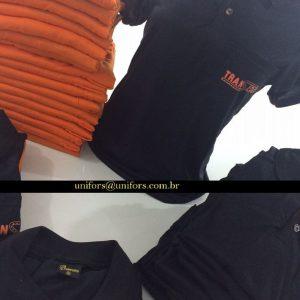 Camiseta para uniforme